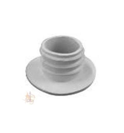 Tesnenie na vázu vodnej fajky, biele 01