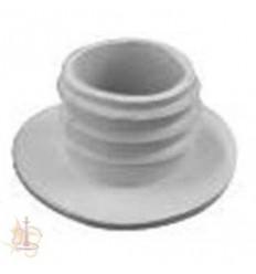 Tesnenie na vázu vodnej fajky, biele 02
