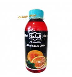 Orange Mint, 250ml, melasa Al Waha