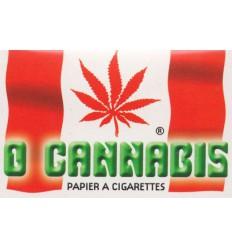 Cigaretové papieriky O Cannabis 1 1/2