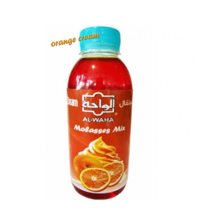 Ice Orange, 250ml, melasa Al Waha