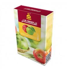 Al Fakher 25 Dvojité jablko - 50g, tabak do vodnej fajky