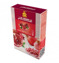 Al Fakher 71 Granátové jablko - 50g, tabak do vodnej fajky