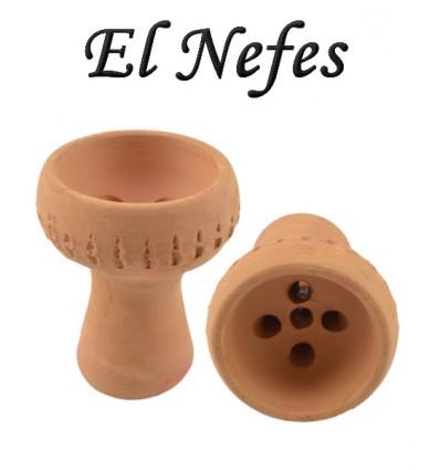 Hlinená korunka El Nefes