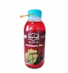Grape-Mint, 250ml, melasa Al Waha
