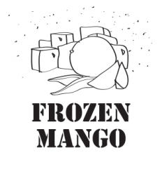 Hookah Cream Frozen Mango