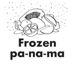 Hookah Cream Frozen pa-na-ma