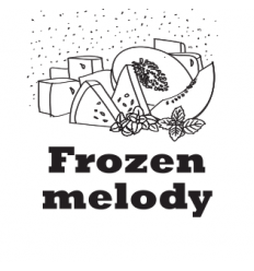 Hookah Cream Frozen melody