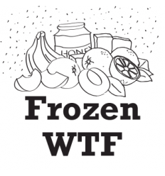 Hookah Cream Frozen WTF