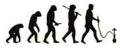 Aladin Evolution, evolúcia vodnej fajky